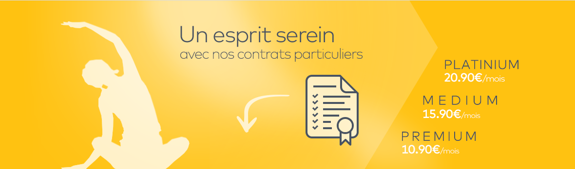Divers contrats de maintenance informatique